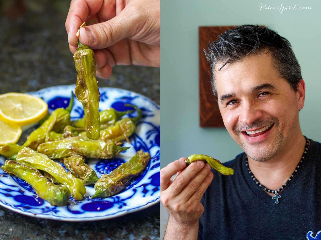 shishito peppers recipe paleo