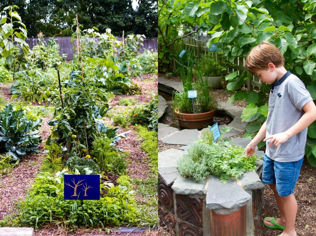 Nat gardening