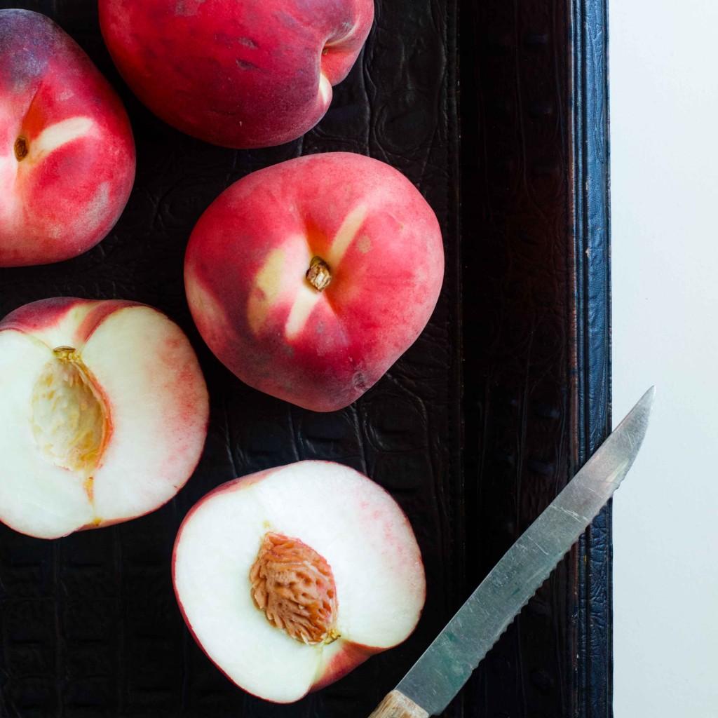 White Peaches | Paleo Spirit