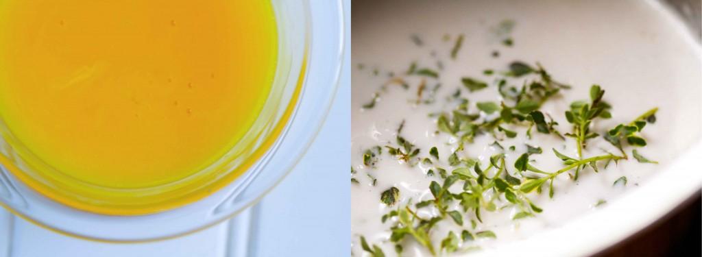 Eggs and Lemon Thyme | Paleo Spirit