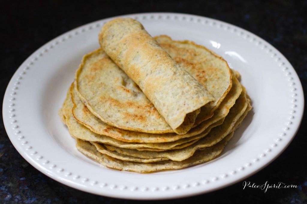 Paleo Tortillas | PaleoSpirit.com