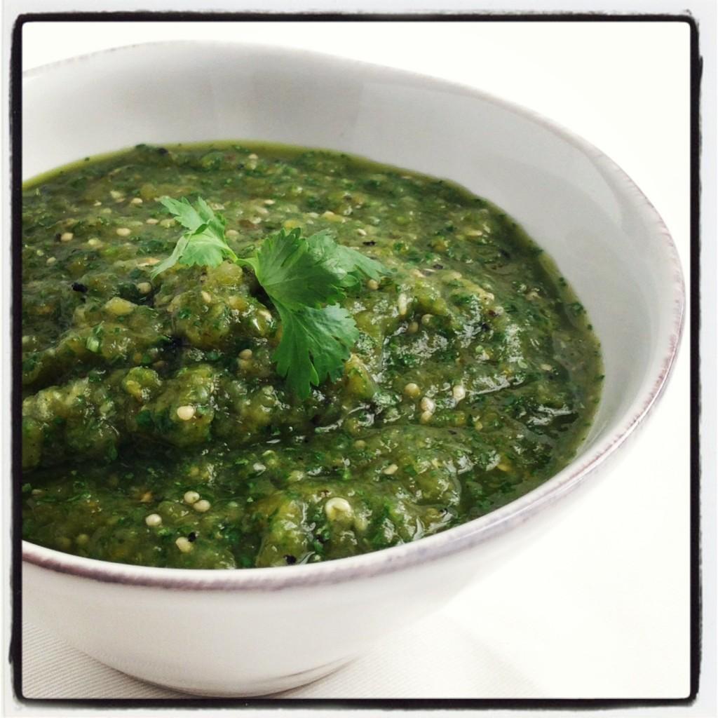 Salsa Verde | PaleoSpirit.com