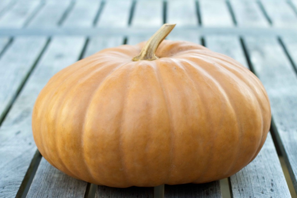 How to Roast a Whole Pumpkin