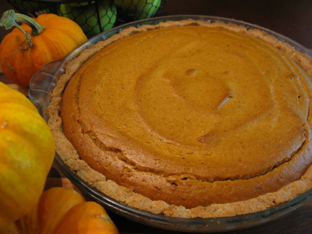 paleo mom pumpkin pie