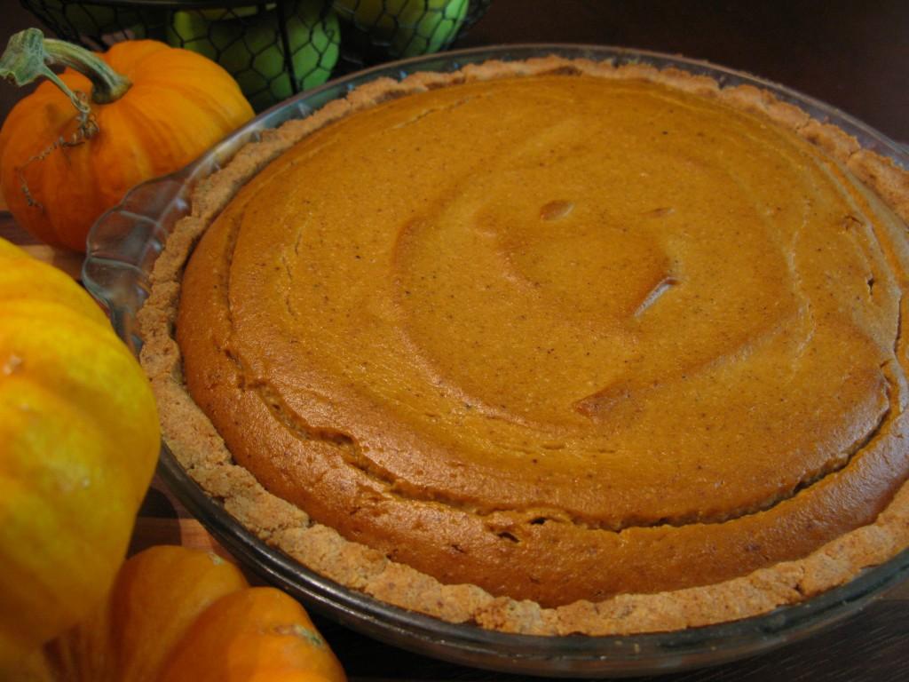 paleo mom pumpkin pie
