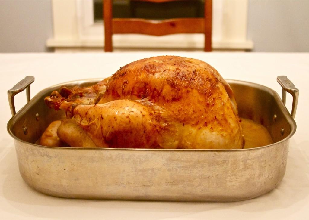 paleo roast turkey