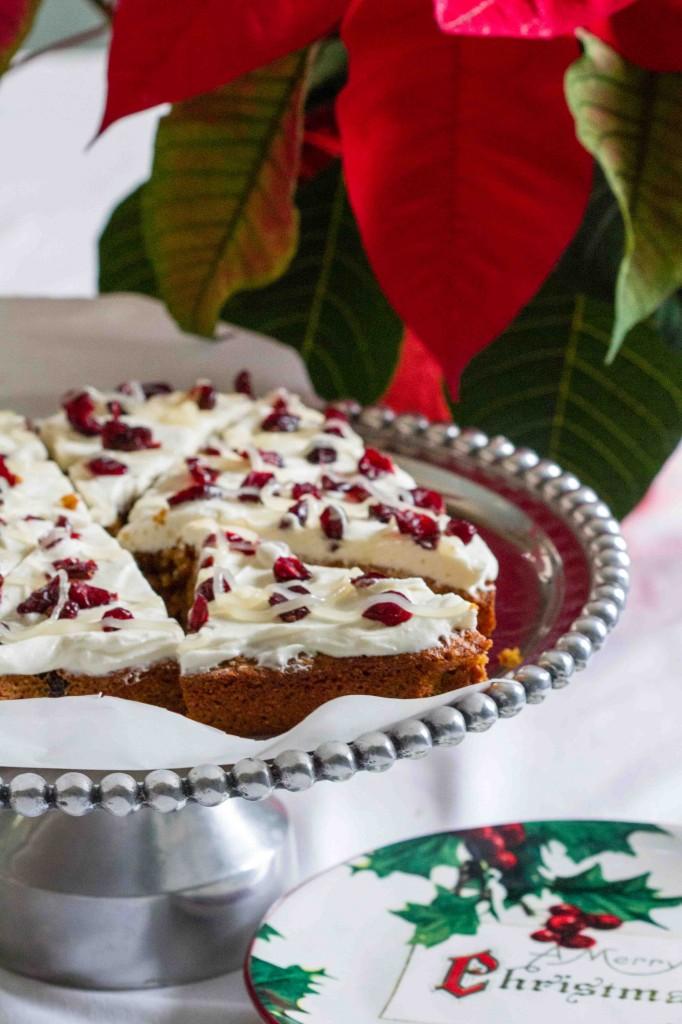 Paleo Cranberry Bliss Bars: Paleo Spirit