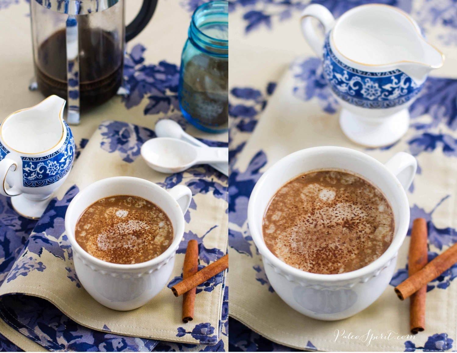 Mexican Hot Chocolate (Mexican Mocha) Mix