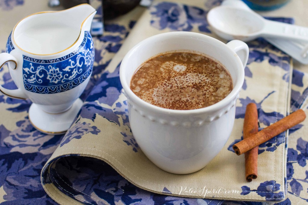 Mexican Hot Chocolate (Mexican Mocha) Drink Mix Recipe:: PaleoSpirit.com