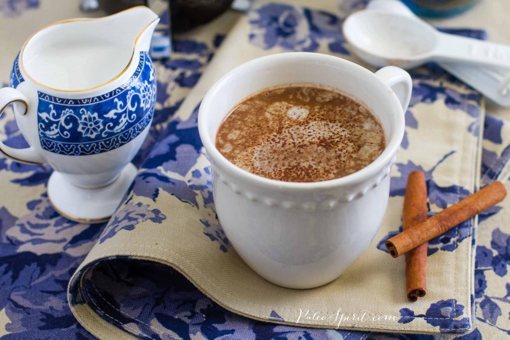 Mexican Hot Chocolate (Mexican Mocha) Drink Mix Recipe:: PaleoSpirit.com