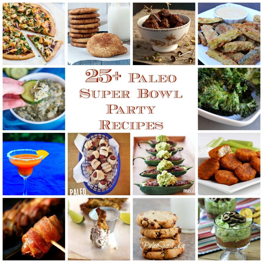Paleo Super Bowl Recipes | @paleospirit