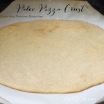 Easy Paleo Pizza Crust Recipe (Dairy-Free)