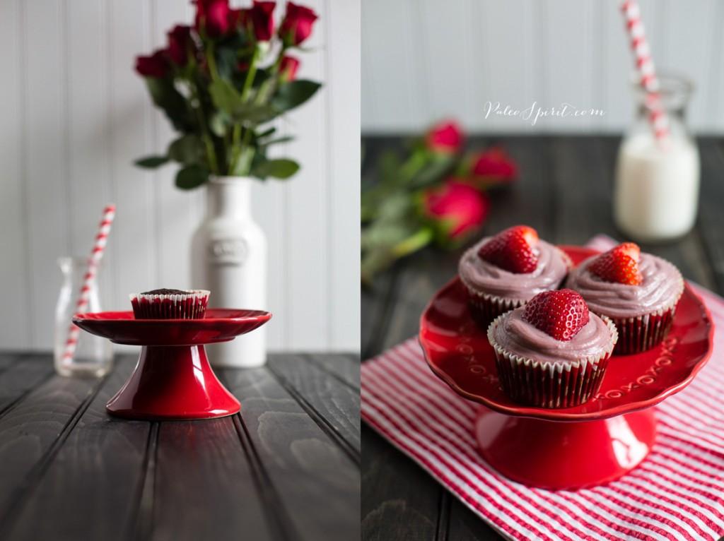 Paleo Chocolate Cupcakes | Paleo Spirit