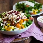 paleo kale salad