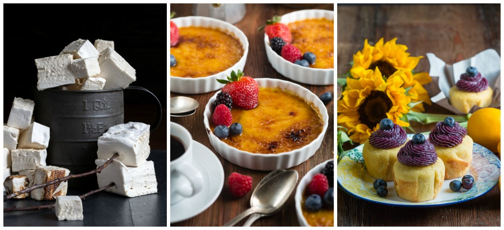 Sweet Paleo collage #1