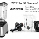 Sweet Paleo Giveaway and Celebration!!!
