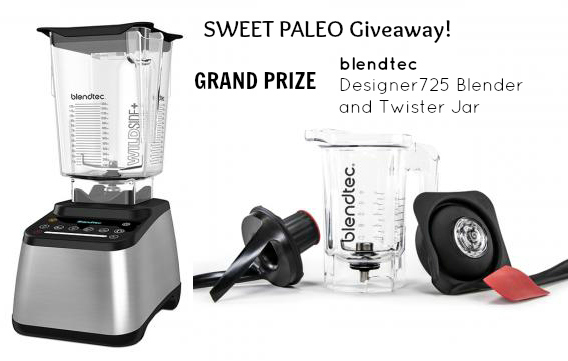 Blendtec and Twister Jar Giveaway