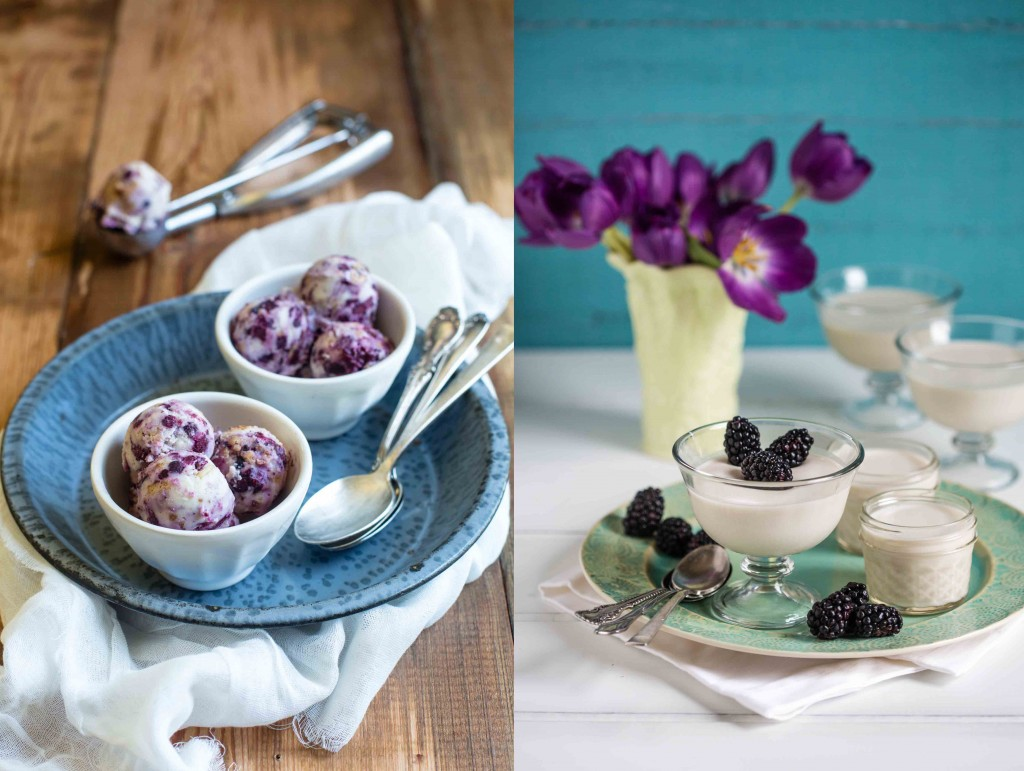 "Photos from the cookbook ""Sweet Paleo"" by Lea Valle"