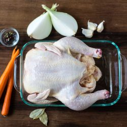 How to Boil a Whole Chicken